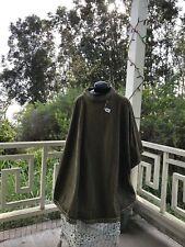 Fabulous Khaki Green Cavalier/Pirate/Renaissan ce Cape #302 W / Pants