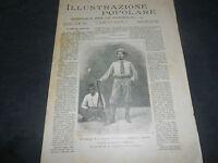 1894 MORTE PRINCIPE RUSPOLI IMPERATORE GUGLIELMO GERMANIA A VENEZIA NEW YORK