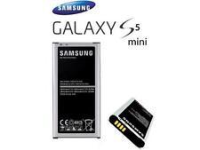✅BATTERIA ORIGINALE SAMSUNG per GALAXY S5 MINI SM-G800 EB-BG800BBE 2100MAH G800F
