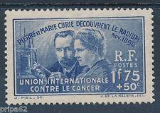 CC - TIMBRE DE FRANCE N° 402 NEUF Charnière*