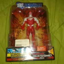 RED SUPERMAN VARIANT DC UNIVERSE wave 2 gorilla grodd action figure boxed mint