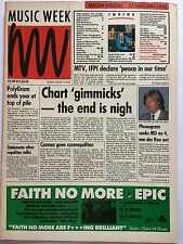 MUSIC WEEK MAGAZINE  27 JANUARY 1990  ISSN 0265-1548  WAREHOUSE WARRIOR   LS