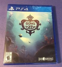 Song of the Deep (PS4) NEW