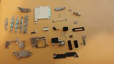 iPhone 5s Back Housing Parts Camera Bracket Cover Home Button LCD EMI Shield Set