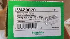 Schneider  LV429070 MICROLOGIC 2.2 100A 3PCircuit Breaker Trip Unit