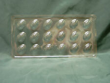 MINI EASTER EGG CHOCOLATE MOULD / MOLD- cake decorating. UK Made. FREE 1st P&P