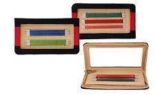 KnitPro ZING Alu Stricknadel-Set 15 cm Art 47401 Nadelspiele Strumpfstricknadeln