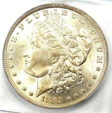 1889-O Morgan Silver Dollar $1 - ICG MS64+ PQ - Rare Plus Grade - $1,160 Value!