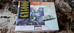 Amstrad GX4000 Console - Boxed with Burnin Rubber fully complete