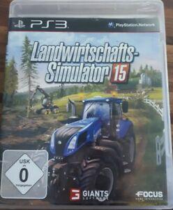 Landwirtschafts-Simulator 15 PS3