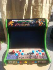 Multicade Tabletop Bartop Arcade Cabinet 10,000+  games Raspberrypi