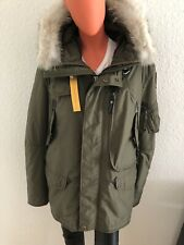 Parajumpers Daunenjacke mit Pelz Right Gr. L *LP: 919 EU* NEU!!!