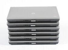 "Lot of 6 HP EliteBook 8540p 15.6"" i7 2.66GHz Laptop No HDD No OS; TIG 617470"