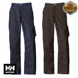 Helly Hansen Ashford Manchester Durham Service Trousers Work Pants 76447R