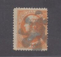 USA 1873 15c Orange Webster SG165 Fine Used JK971