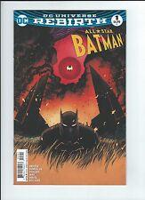 All Star Batman #1 Cover D