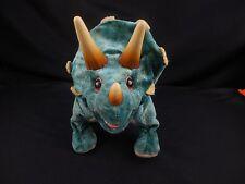 VTG Hasbro Playskool Kota And Pals Electronic Talking Walking Triceratops Toy C3