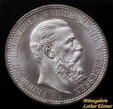 5 Mark Preussen  Friedrich III 1888   Jg 99   Kabinettstück   KP 3