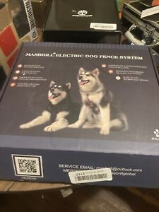 MASBRILL Underground Electric Dog Fence Containment System- NEW Open Box