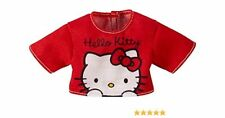 Barbie Fashion Hello Kitty Red Top Outfit New By Mattel Flp66