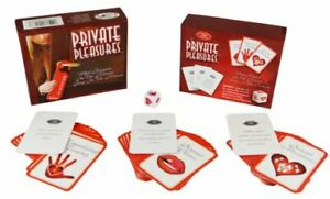 Private Pleasures Game | Adult Couples Naughty Sex Fun