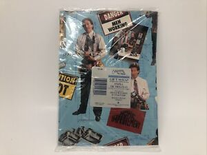 Home Improvement TV Show Tim Allen Vintage Gibson Gift Wrap Wrapping Paper
