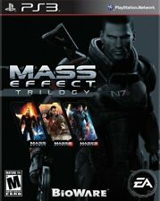 Mass Effect Trilogy - Sony PS3 - New & Sealed