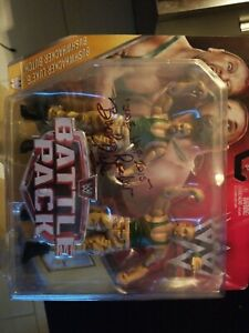 BUSHWHACKERS Mattel Battle Pack Series Action Figures autographed