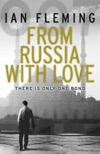 CERTIFICATO Russia With Love (Vintage) DI IAN FLEMING LIBRO TASCABILE