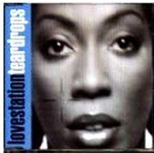 Lovestation.Teardrops CD.NEW.Last Of Stock!