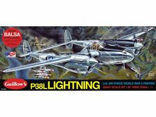 GUILLOWS GUILL2001 P-38 LIGHTNING 1:16 SCALE  *