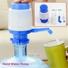 Easy Manual Hand Press Dispenser Water Pump 5-6 Gallon Bottled Drinking Water US