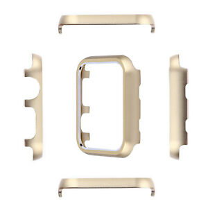 For Apple Watch Series 6 SE 5 4 3 2, 38 40 42 44mm Aluminum Protect Bumper Case