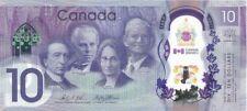 CANADA,2017,10 DOLLARS COMMEMORATIVE,POLYMER,UNC,(R)