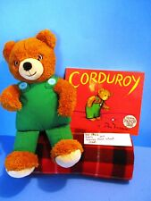 Kohl's Corduroy plush and Soft Cover Book(310-3462)
