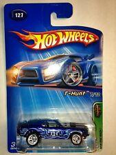2005 Hot Wheels Treasure Hunt Mustang Mach 1 w/Real Riders