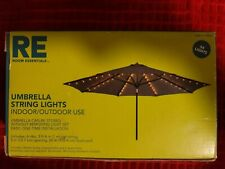 New listing Room Essentials Umbrella String Lights 54 Lights