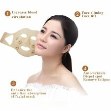 New Electric Massage LED Photon Facial Mask Therapy Skin Rejuvenation&Anti-aging