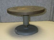 Vintage Pottery Banding Wheel Cast Iron