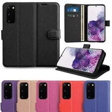 Portafoglio Magnetico LEATER Flip Book Stand Case Cover per Tutti Cellulare Samsung Galaxy