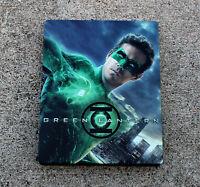 GREEN LANTERN STEELBOOK BLU-RAY DVD (RYAN REYNOLDS)