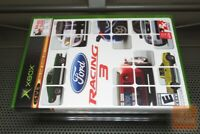 Ford Racing 3 (Xbox 2005) FACTORY SEALED! - EX!