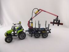 LEGO® TECHNIC 8049 Tractor with Log Loader