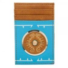 Legend of Zelda: Breath of the Wild Front Pocket Card Wallet