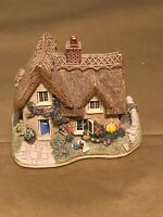 vintage Lilliput Lane/Little Lupins/ornament Collectable Handmade Cumbria