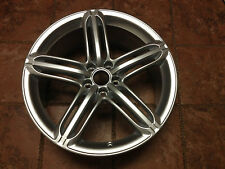"Audi Genuine Parts 4G0601025T Alloy Wheel Silver Finish 20""X8.5"" A6 Quattro VW"