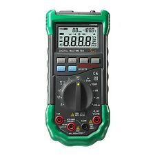 Temperature Humidity Light Lux Sound Level Meter Tester & Multimeter 5in1 MS8229