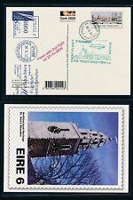 59132) Ryanair FF Dublin Friedrichshafen 21.12.2006 Zeppelin NT GA St.Ann's