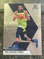 2019-20 Panini Mosaic #83 Karl-Anthony Towns
