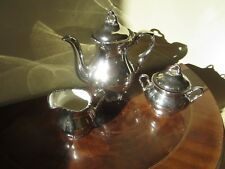Authentic Waldershof Bavaria Germany Tea Set